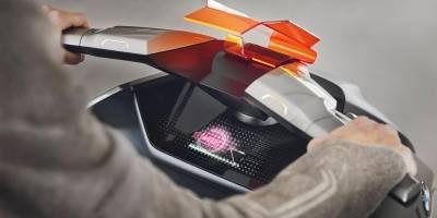 Moto conceito BMW