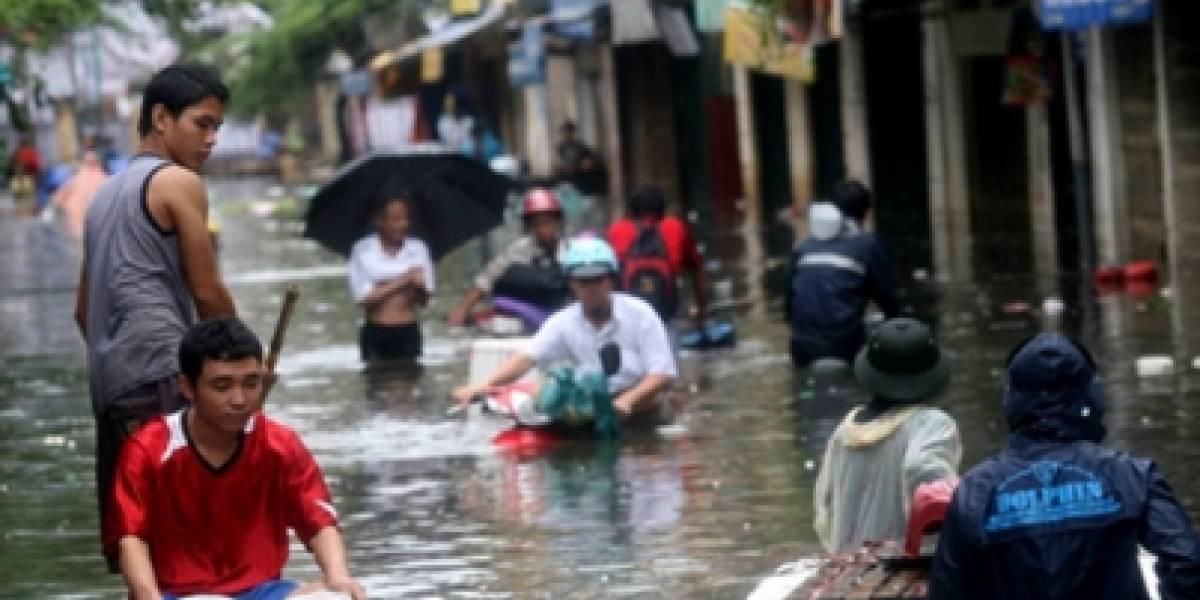Tifón 'Lan' deja al menos 7 muertos  tras su paso por Japón