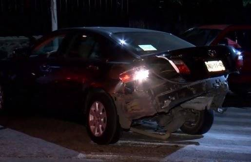 Alan Pulido sufrió aparatoso accidente vial en auto de lujo
