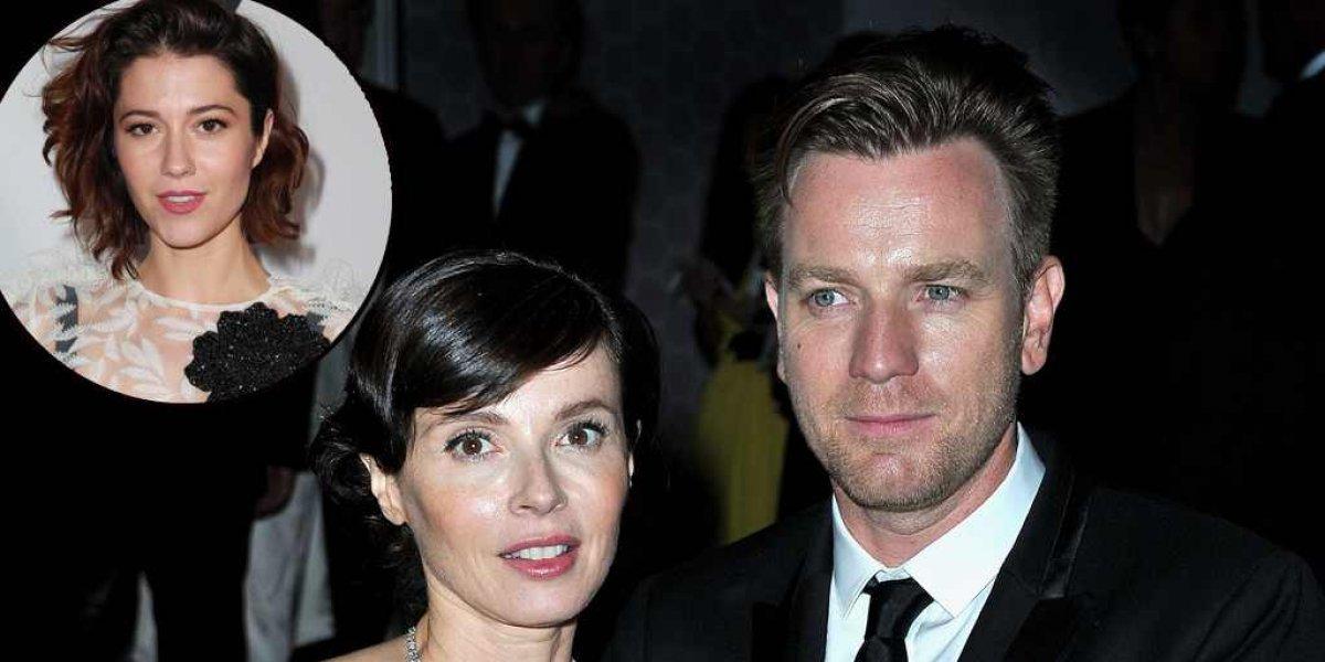 Ewan McGregor se divorcia tras ser captado besando a una actriz