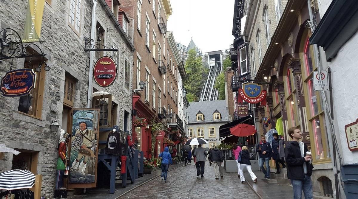 Déjate seducir por el encanto francés de Quebec