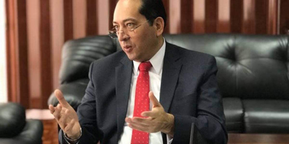 Sergio Recinos es nombrado presidente del Banguat