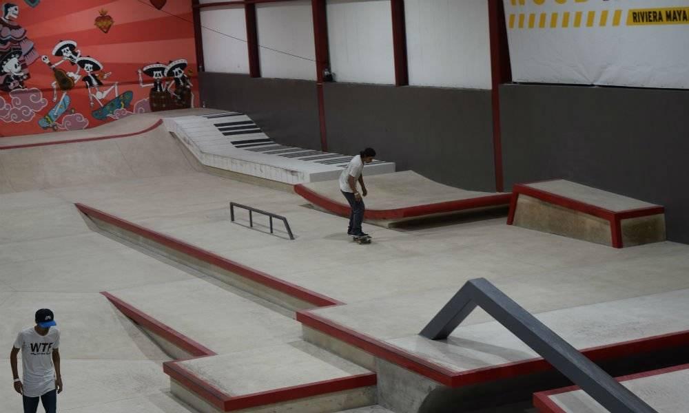 Skatepark | Foto: Cuartoscuro