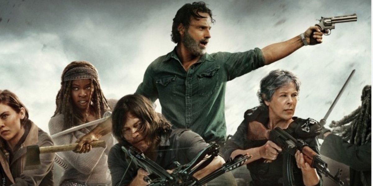¿Te perdiste el estreno del episodio 100 de The Walking Dead? Aquí lo puedes ver