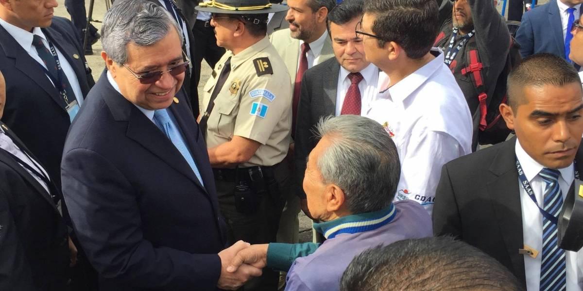 """Vicepresidente sobre revocar visa a facilitadores de corrupción: """"Tendrían que cerrar la visa a todos los guatemaltecos"""""""