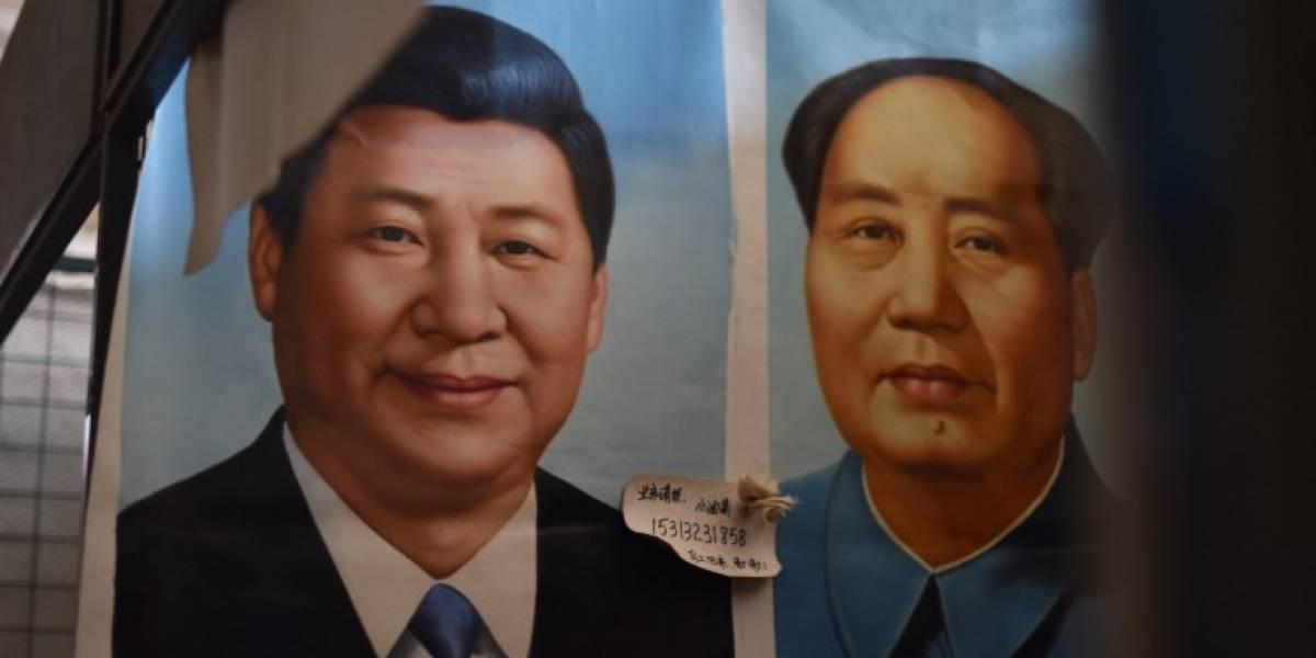Xi Jinping  elevado al nivel de Mao en el Congreso del Partido Comunista chino