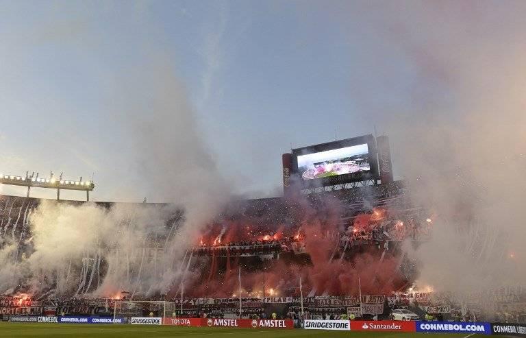 Los hinchas repletaron el Monumental de River Plate / imagen: AFP