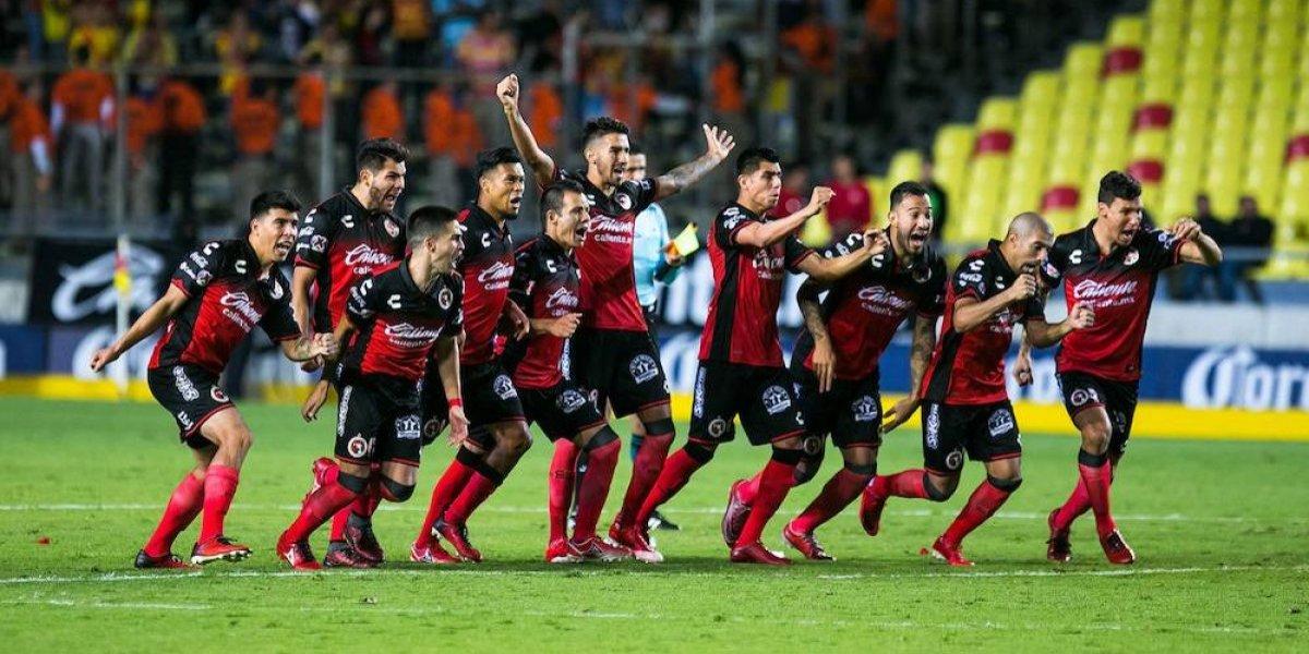 Xolos supera en penales al Morelia para avanzar en la Copa MX
