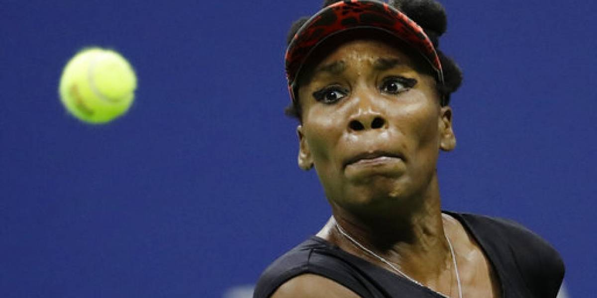 Venus Williams supera a Ostapenko en la Copa WTA