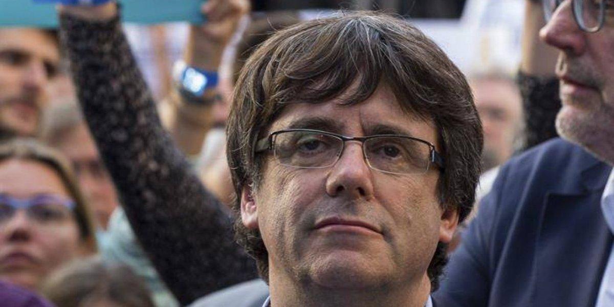 La crisis catalana: El Senado ofrece un cara a cara entre Puigdemont y el gobierno