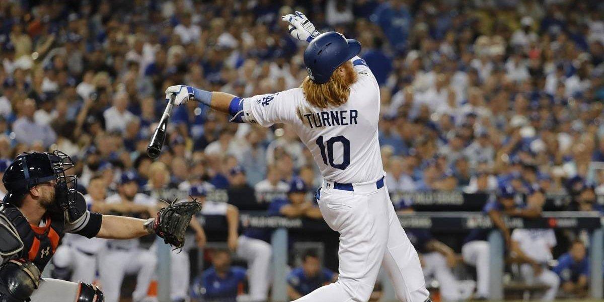Dodgers pegaron primero y van por el segundo juego de la Serie Mundial