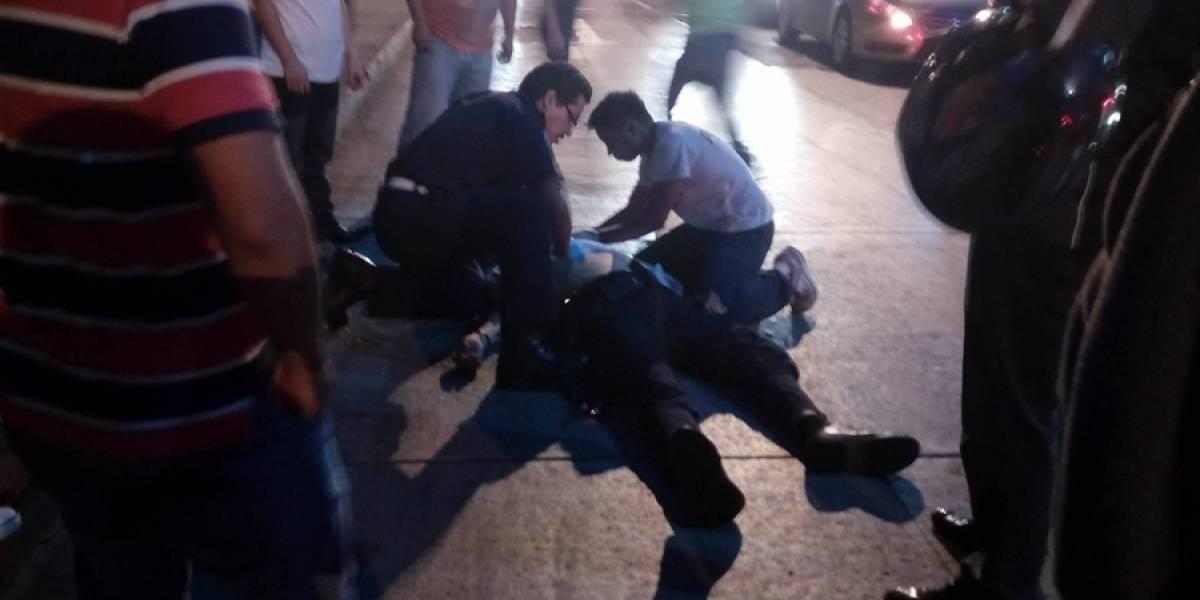 Agente PNC muere en ataque armado de la zona 1