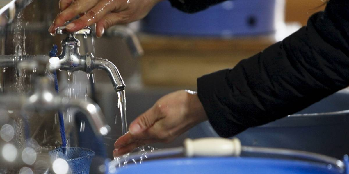 Este atento a los cortes de agua para la próxima semana en Bogotá