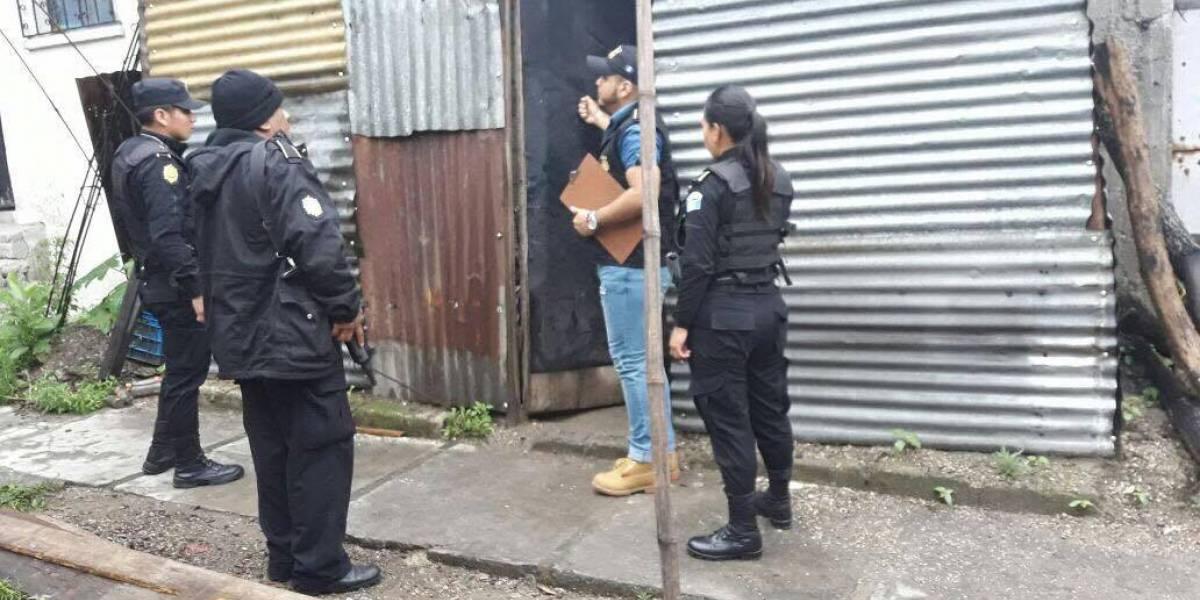 Realizan operativo contra integrantes de la Mara Salvatrucha