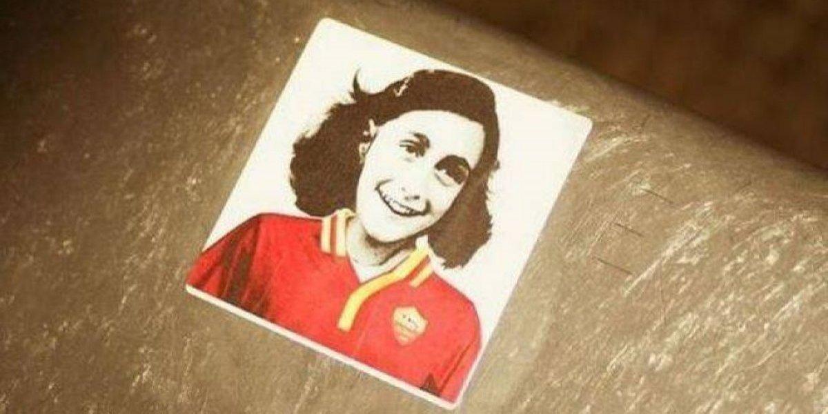 Leerán diario de Ana Frank en los juegos del futbol italiano