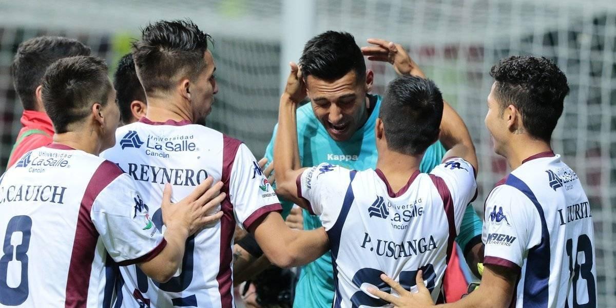 Atlante elimina al Toluca de la Copa MX en el año de su Centenario