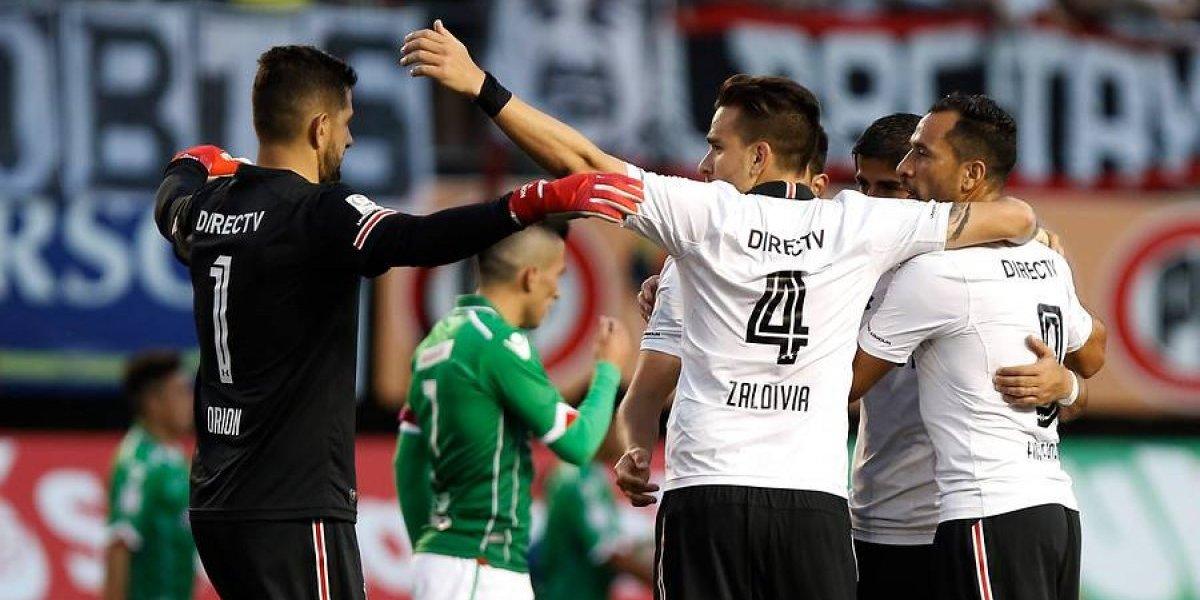 "Columna de Colo Colo: Fútbol ""defensivo"""