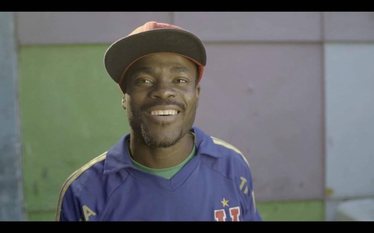 Milot Jean Baptiste de Haití y Cristián de Colombia, son los protagonistas del spot del CDF
