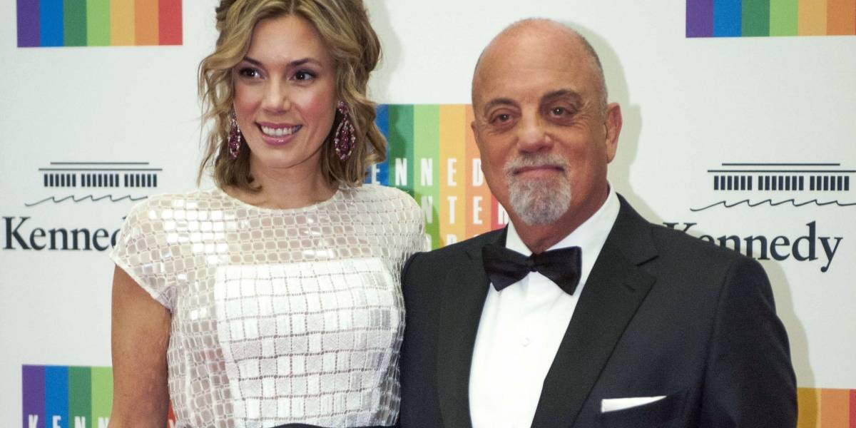 Billy Joel anuncia el nacimiento de su 3ra hija, Remy Anne