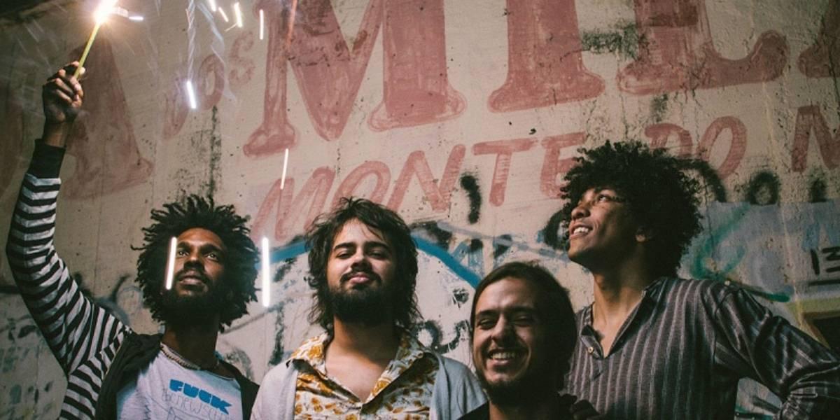 Banda Boogarins disponibiliza download gratuito do novo single