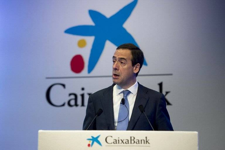 Gonzalo Gortázar, consejero delegado de CaixaBank