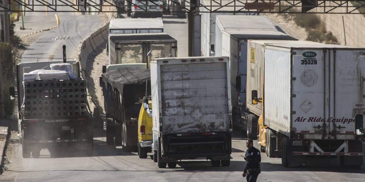México registra a diario 40 robos a transporte de carga