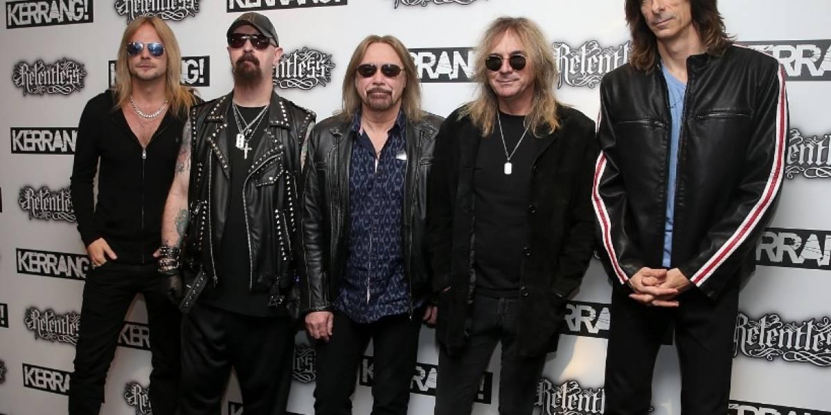 Judas Priest anuncia gira por EE. UU. para promocionar su nuevo álbum
