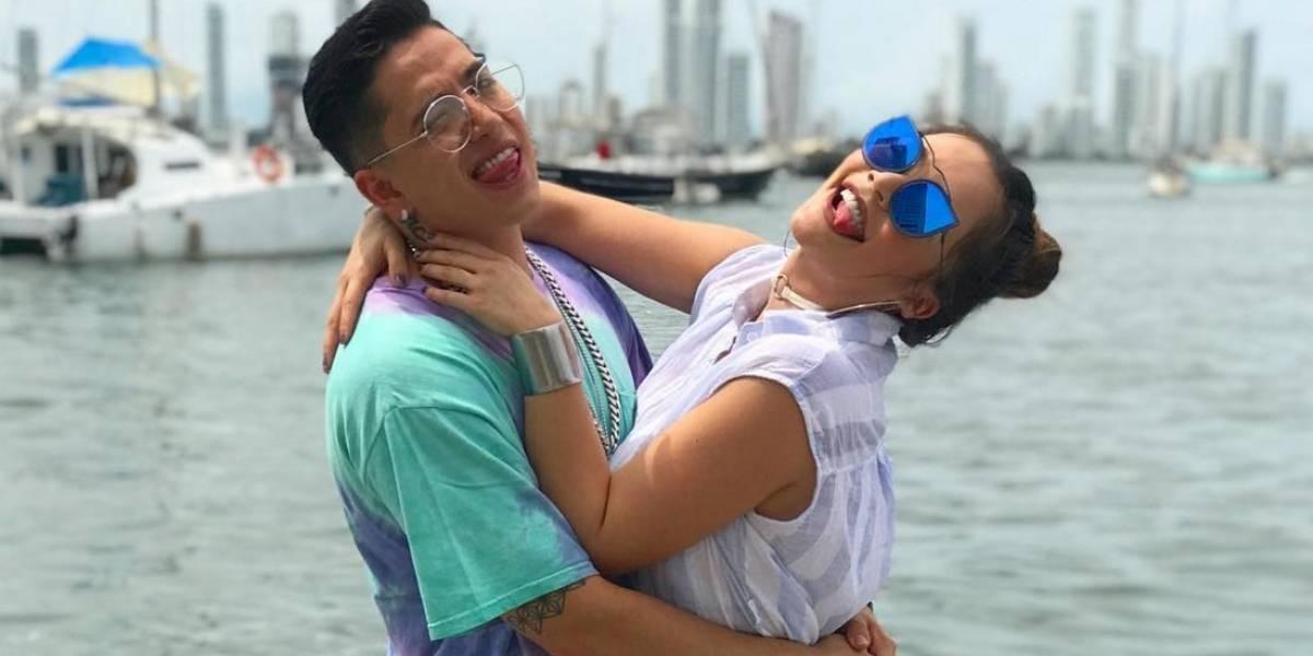 Lina Tejeiro confirma que su relación está en crisis