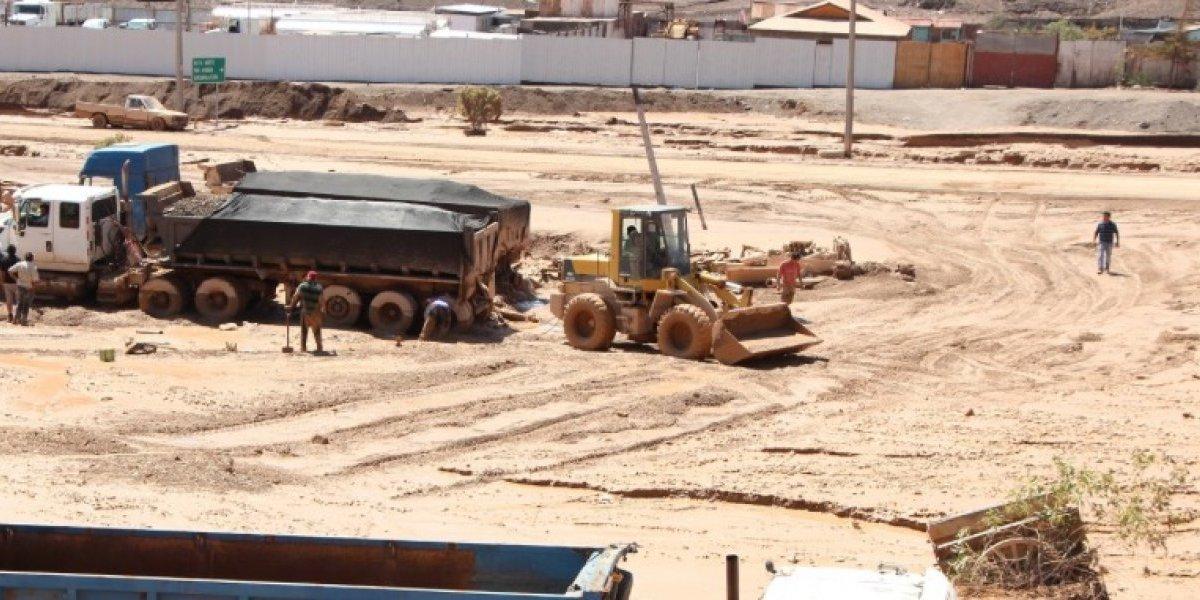 Se registra derrumbe en mina de Taltal: Dos mineros se encuentran atrapados