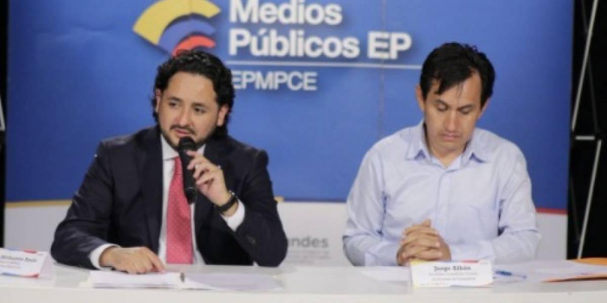 Andrés Michelena habla sobre los medios públicos incautados