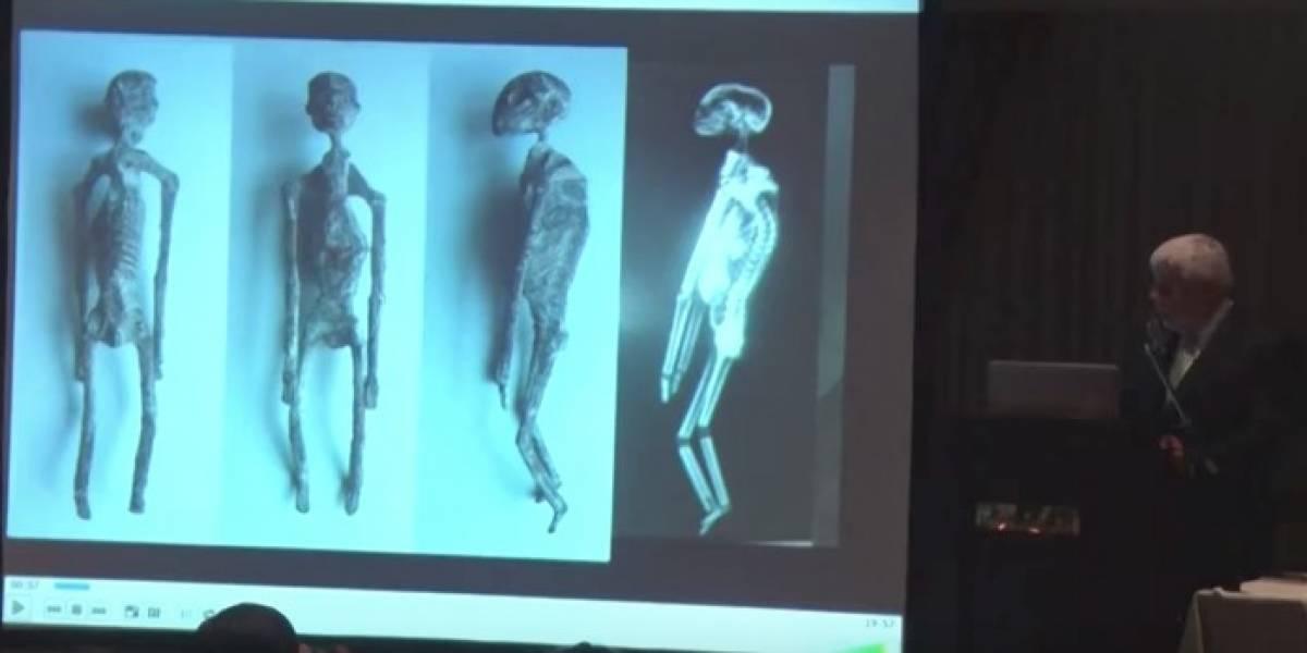 ¿'Las momias de Nazca' son un fraude?