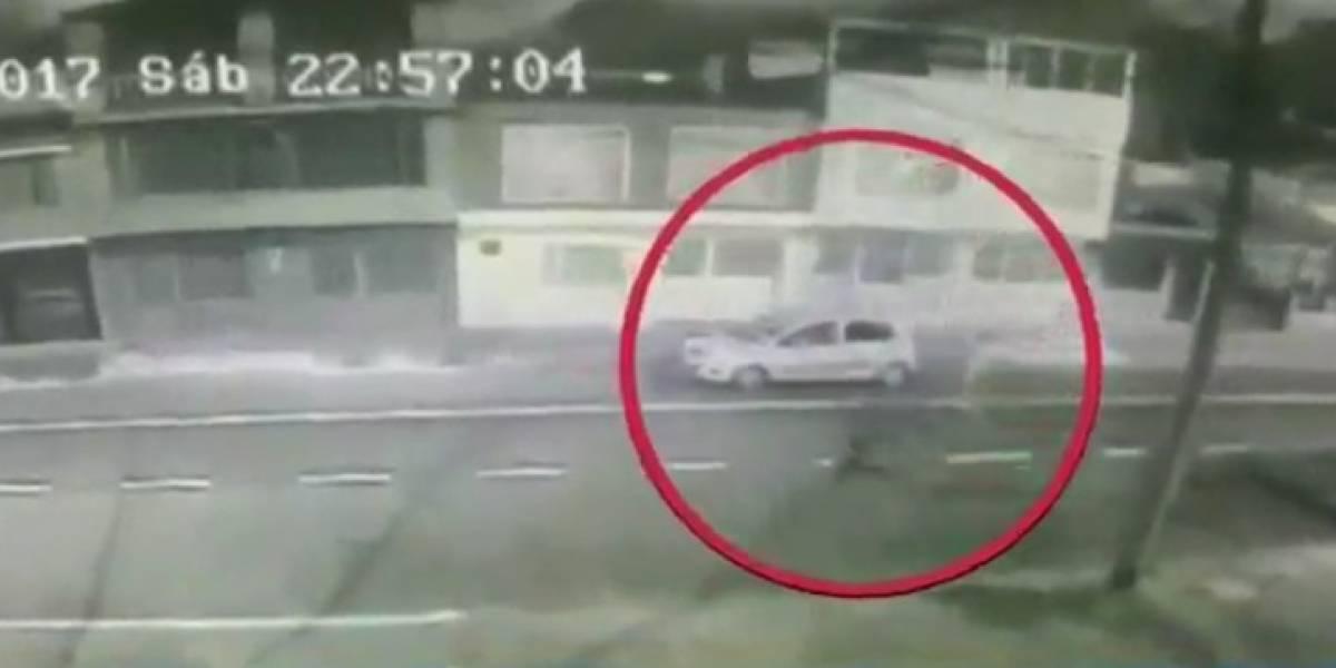 Banda de ladrones robaban a residentes de barrios en Suba y luego cogían un taxi para escapar
