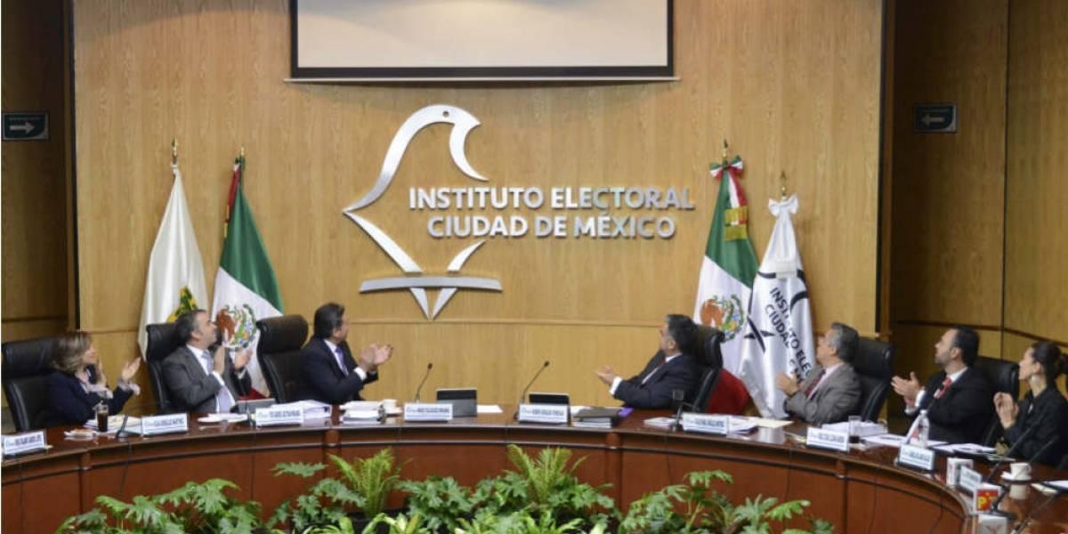 Prevé IECM tres debates en contienda por la Jefatura de Gobierno