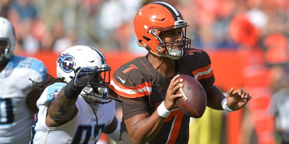 Revelan video de quarterback de Browns en un bar a altas horas de la noche