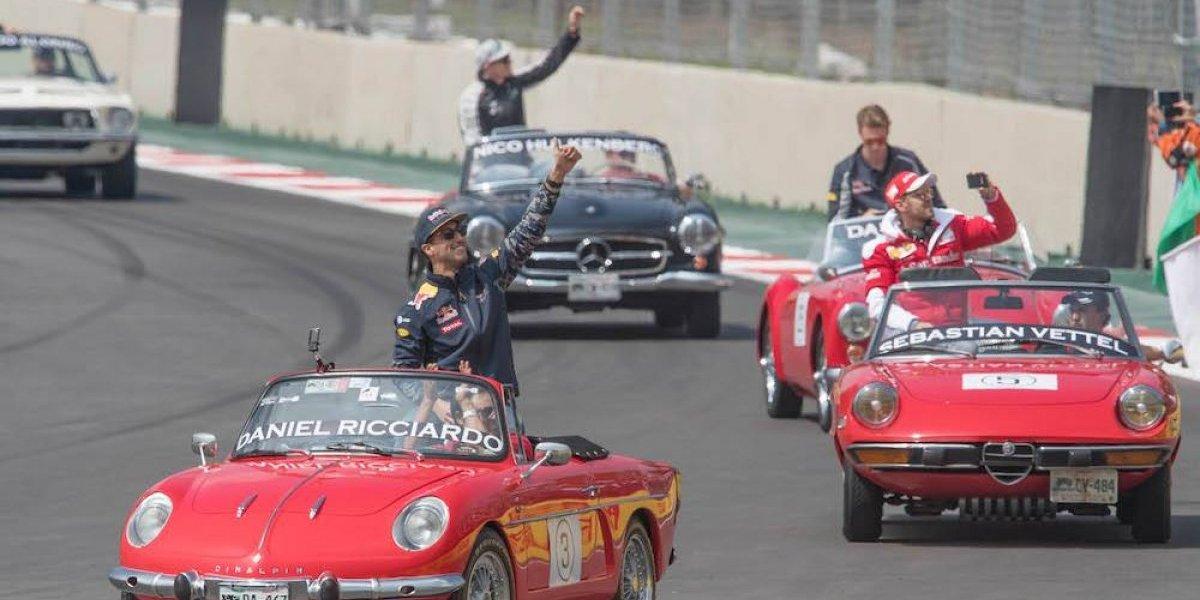 Gran Premio de México contará con carreras de soporte y entretenimiento alterno