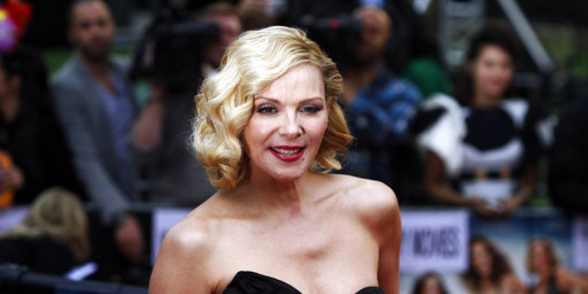 "Kim Cattrall: No tuve hijos en parte por ""Sex and the City"""