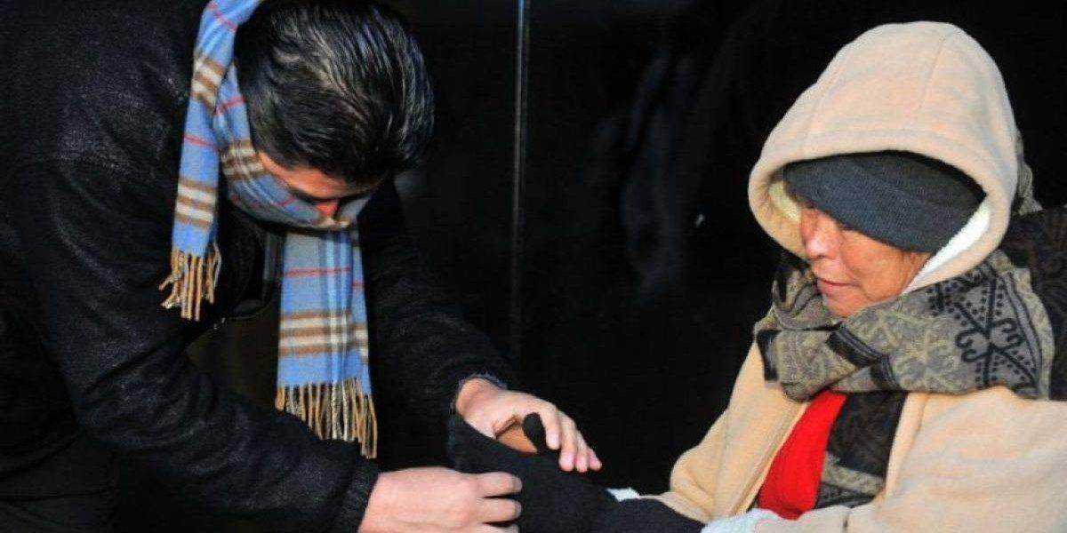 ¡Prepara tu abrigo! La época de frío está próxima a instalarse en el país