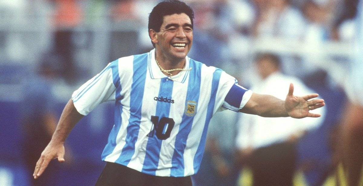 Maradona y Ronaldo han perdido sus figuras de manera muy visible desde que dejaron las canchas|GETTY IMAGES