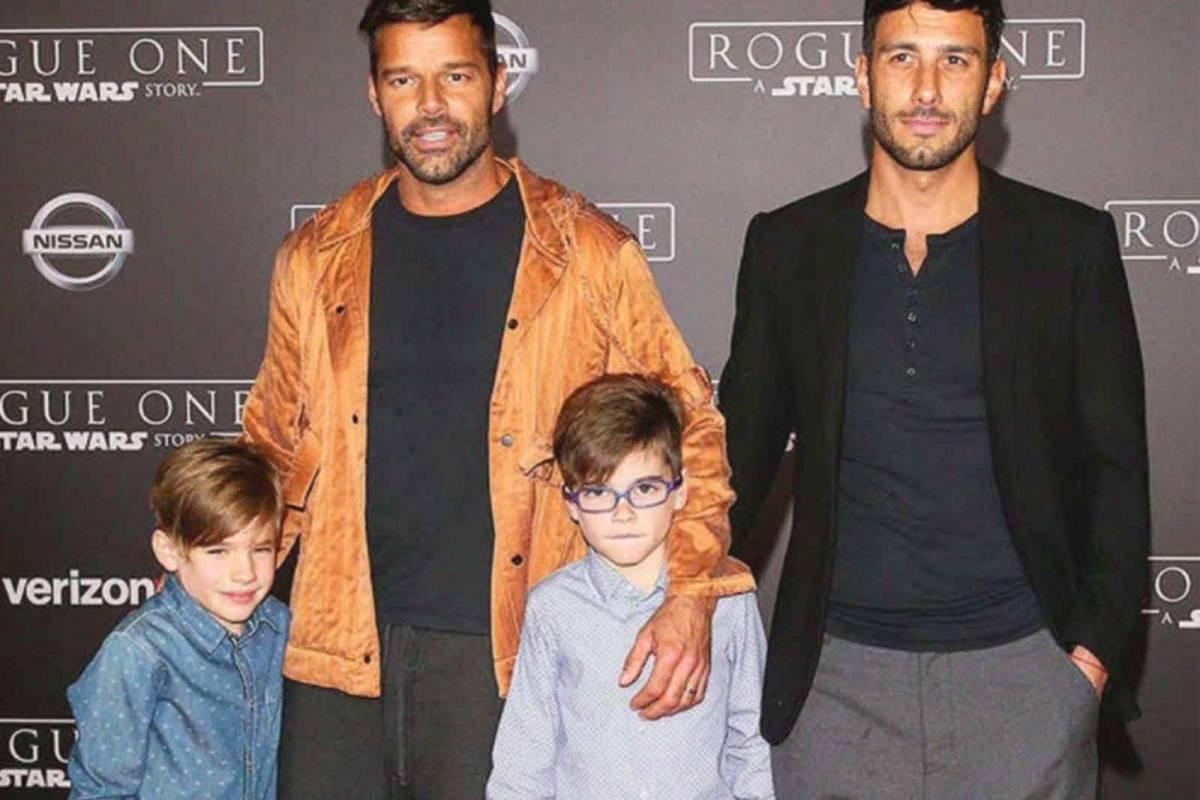 Ricky Martin ya tiene fecha para su boda