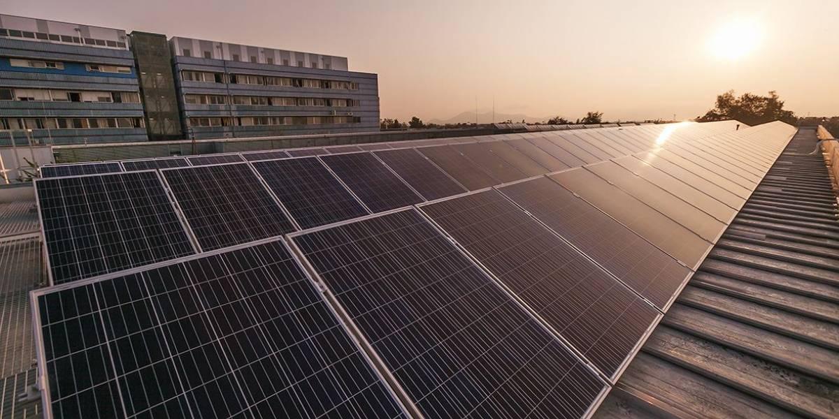 7 hospitales de la Región Metropolitana ya cuentan con techos solares
