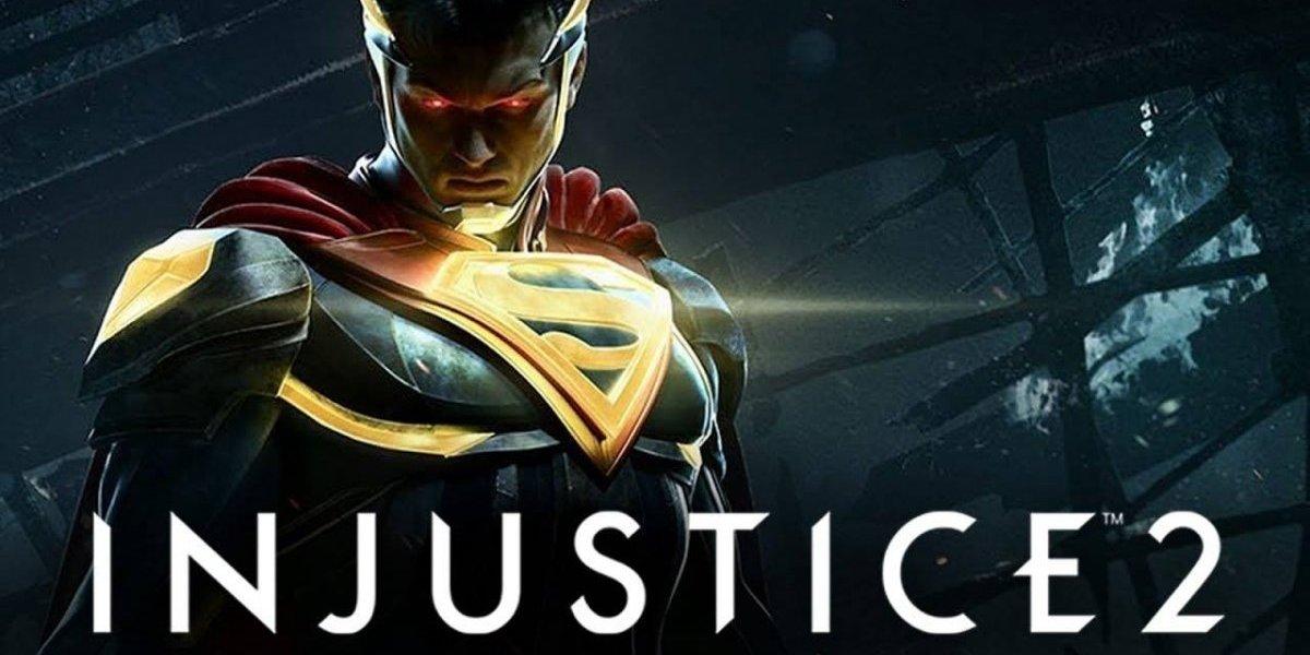 Podrás jugar Injustice 2 en PC