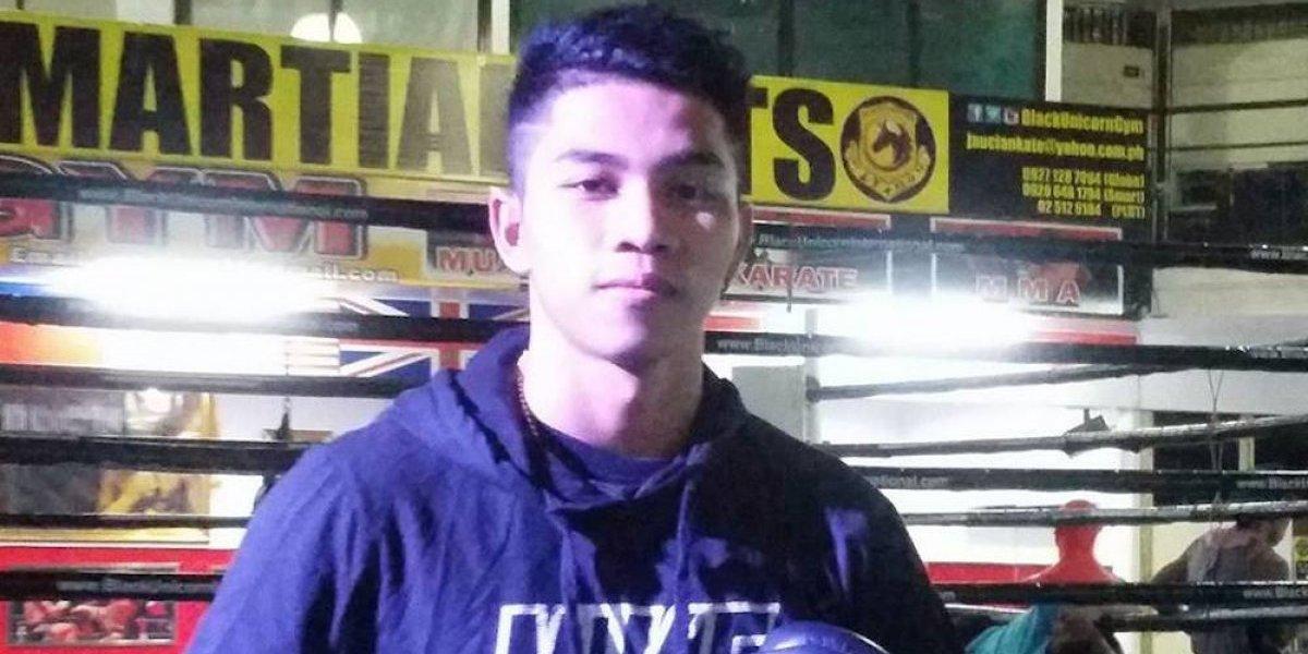 Muere joven boxeador filipino tras sesión de sparring