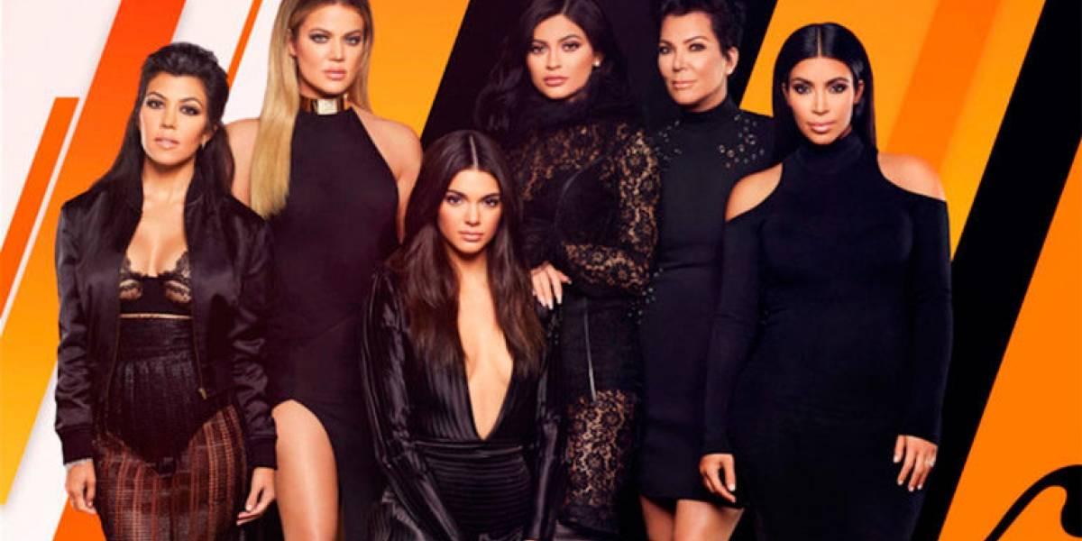 Familia Kardashian renueva contrato con E! por 10 años más