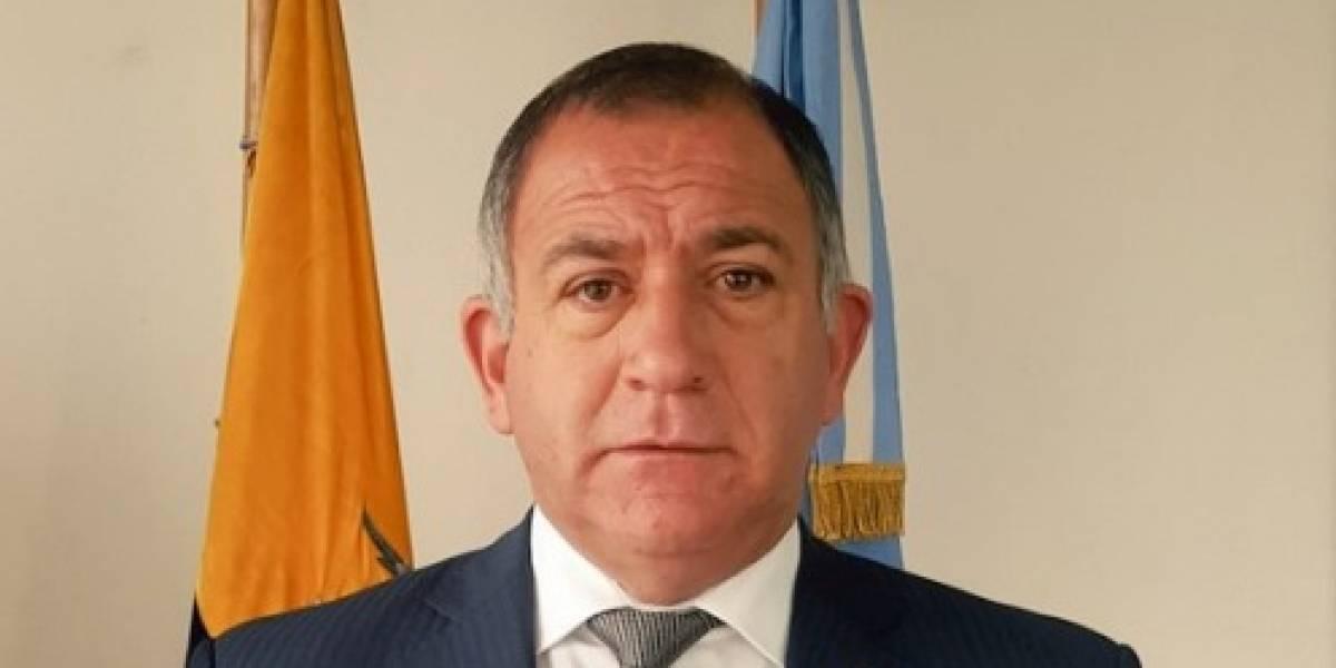 Ecuador pide a Argentina designación de nuevo embajador