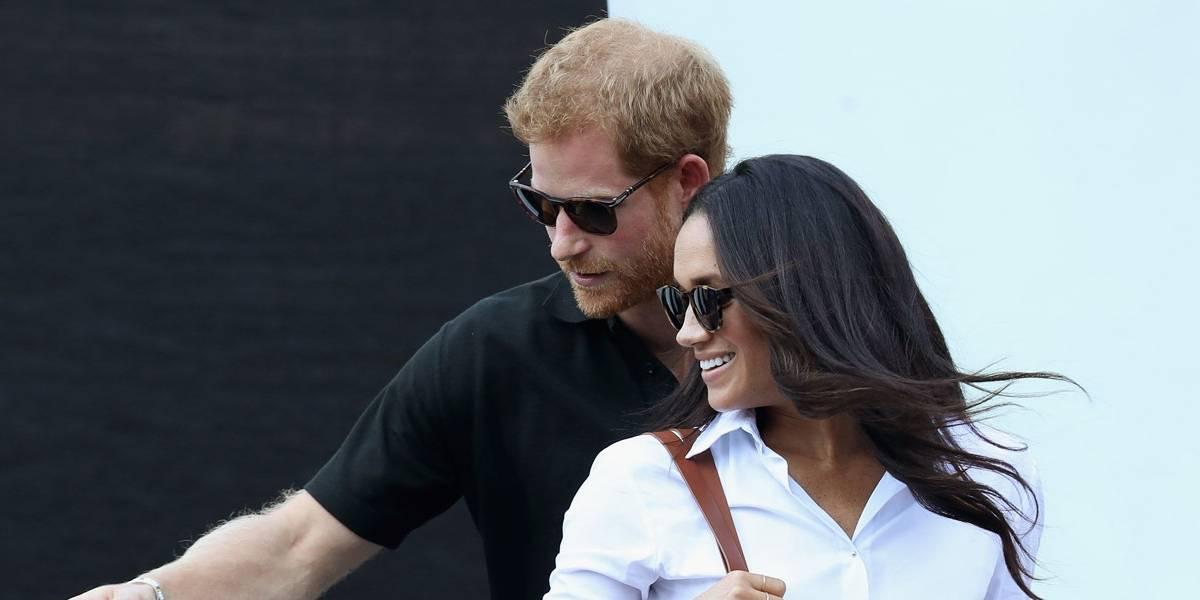 Príncipe Harry e Meghan Markle vão se casar,confirma realeza