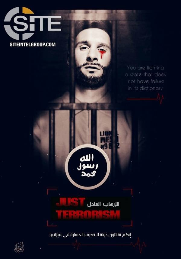 Messi-ISIS