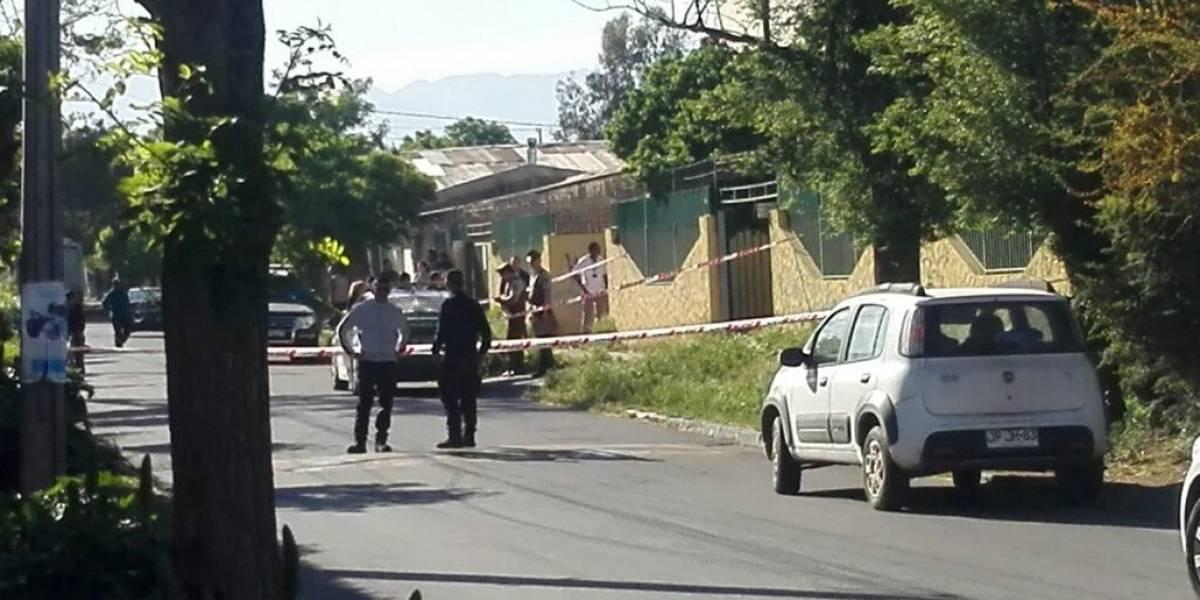 Niña haitiana de 4 años murió luego de que un portón le cayera encima en escuela de San Bernardo