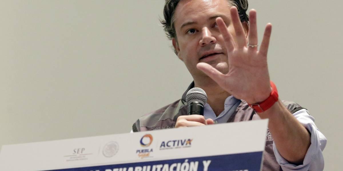 Inicia reconstrucción de 11 mil escuelas con daños menores: Nuño Mayer