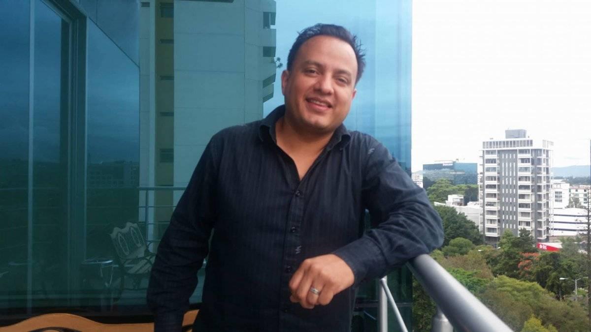 Óscar Rodas, organizador del FIT 2017 Foto: David Lepe Sosa
