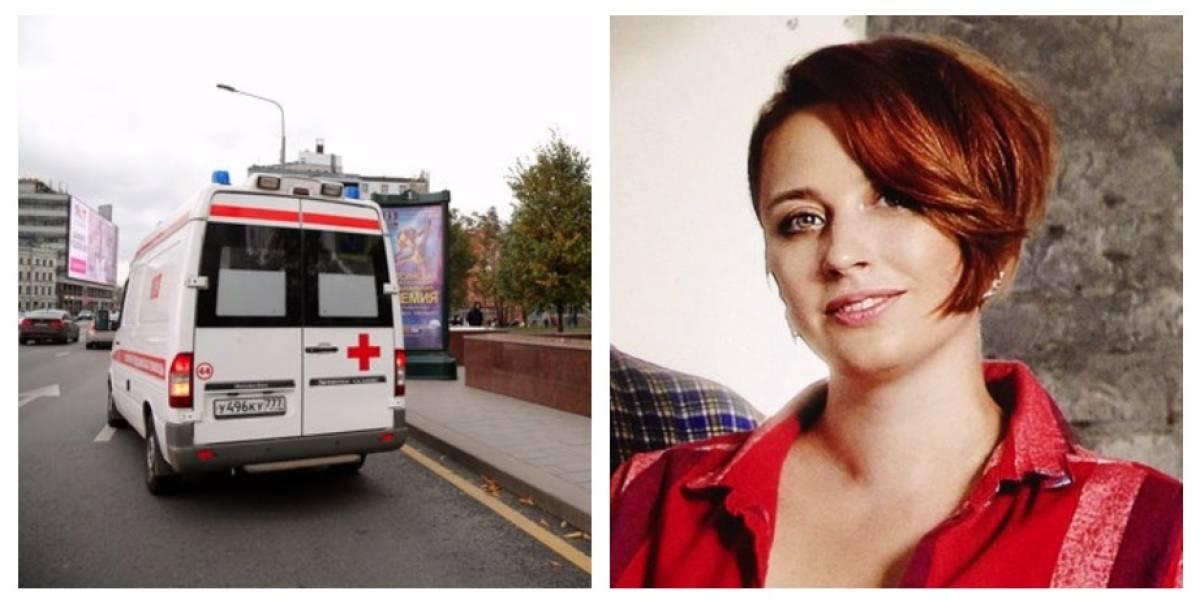 Periodista apuñalada en Moscú sigue en sala de reanimación en estado grave